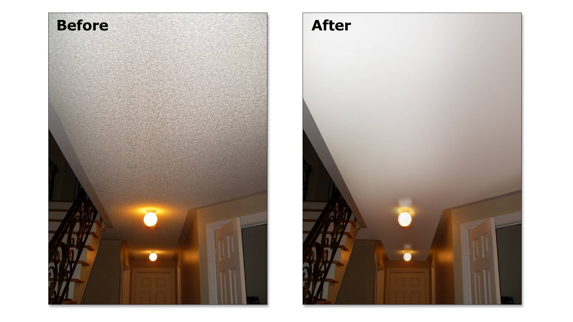 Ceiling Texture Popcorn Removal Give A New Look To Your Home
